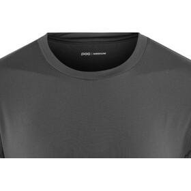 POC Resistance Enduro Maglietta leggera Uomo, carbon black
